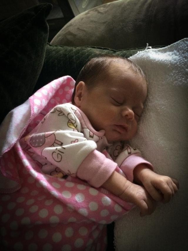 Carson - Starr's granddaughter