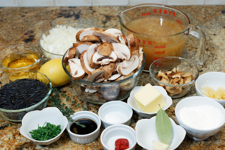 America S Test Kitchen Wild Rice And Mushroom Soup Recipe