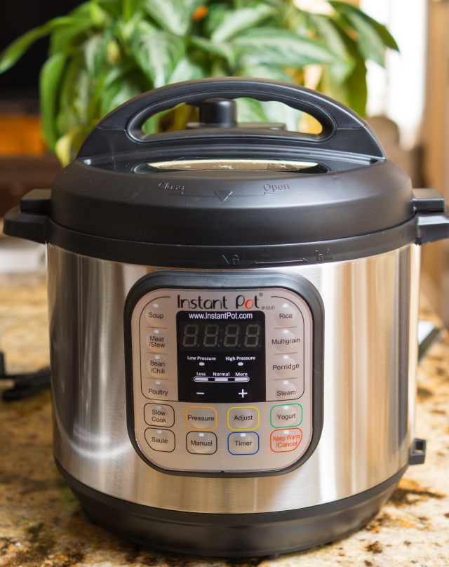 Instant Pot Duo IP-60 Pressure cooker