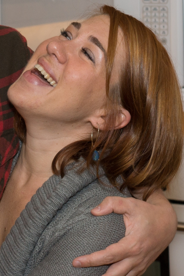 DIL (Daughter In Law) Sara.