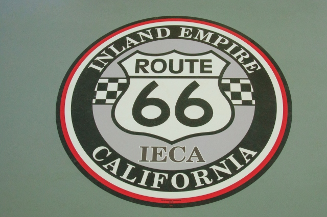 Inland Empire Route 66 emblem
