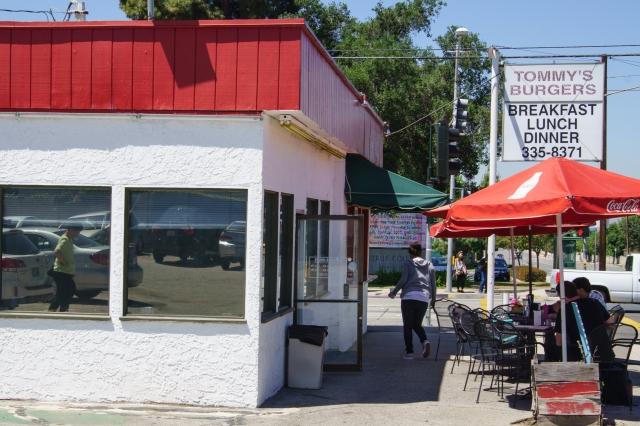 Tommie's Burgers in Glendora, California