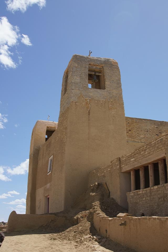 Mission at Acoma Sky City New Mexico