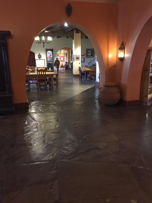 La Posada Hotel interior