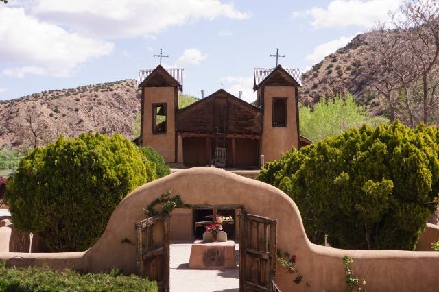 El Santuario de Chimayo in New Mexico