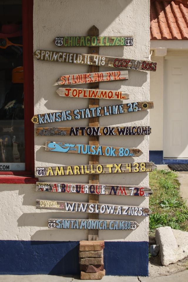 Afton Station, Oklahoma