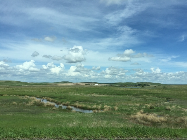 North Dakota prarie