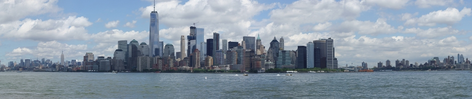 Lower Manhattan - Banner Photo