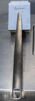 Grillinator grill brush
