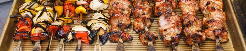 Vietnamese Pork Skewers banner photo